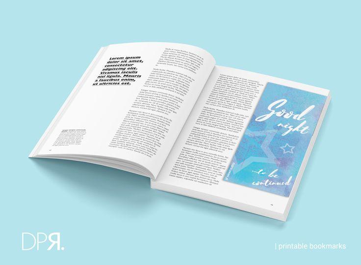 deep blue :)  #GRAiFIKA #bookmarks #bookmark #dopobrania