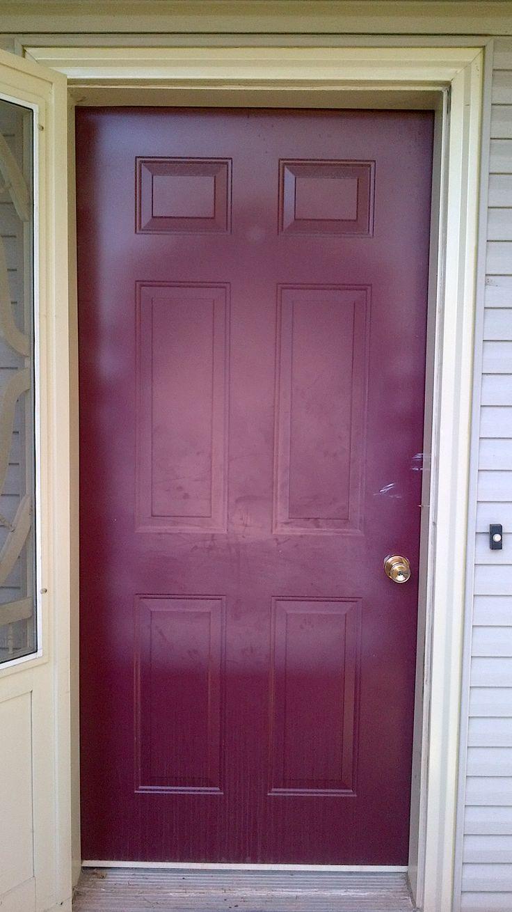 Best 25 Painted Exterior Doors Ideas On Pinterest Front Door Paint Colors Exterior Door
