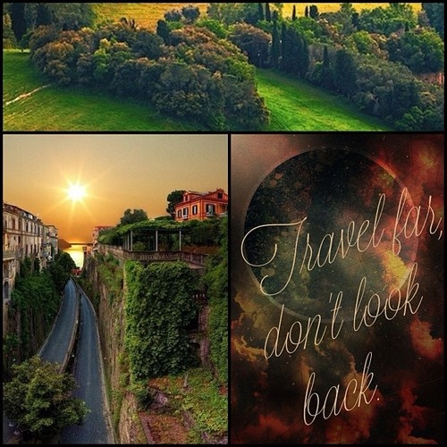 """""""Two roads diverged in a wood and I – I took the one less traveled by."""" – #RobertFrost #"""