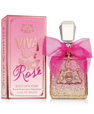 Juicy Couture Viva la Juicy Rose Eau de Parfum, 3.4 oz - Limited Edition