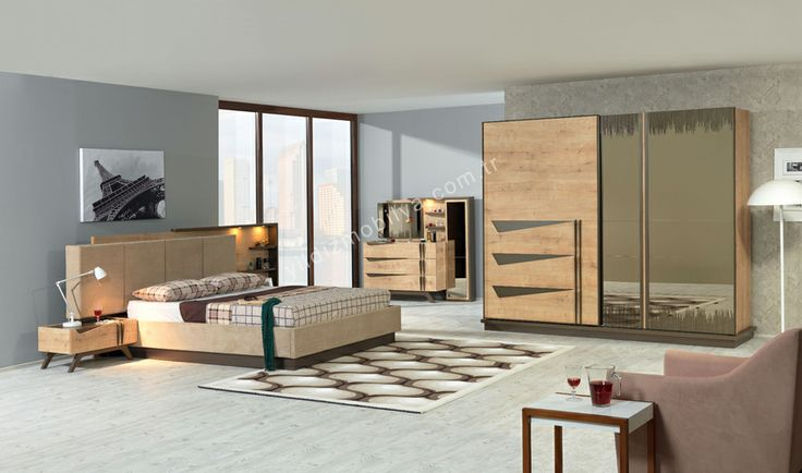 Safran Yatak Odası En Güzel Yatak Odası Modelleri Yıldız Mobilya Alışveriş Sitesinde #bed #bedroom #avangarde #modern #pinterest #yildizmobilya #furniture #room #home #ev #young #decoration #moda       http://www.yildizmobilya.com.tr/