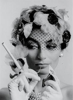cast125 - Anouk Aimée by William Klein (Paris 1962). @Deidré Wallace
