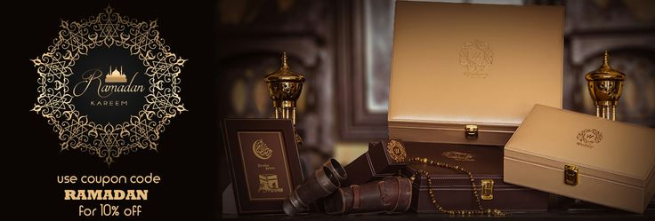 #UPAHARA #luxuré Starting today we are offering 10% off on our products for the Holy month of Ramadan. Use code 'RAMADAN' and get 10% off on your first purchase.  Buy now from our website.Link in bio. #eidcollection #eid🌙 #hijab #UPAHARA #eidgifts #ramadangifts #jewellerybox #allah #Islam #ajwa #quransharif #watchbox #koran #hijabiselegant #hijabi #giftbox #luxurygifts #dubaiabaya #uae🇦🇪 #oman #dubai #arab #emirates #gifts #رمضان 2016 هدايا رمضان #رمضان #إفطار#iftaar #Eid #eidalfitr