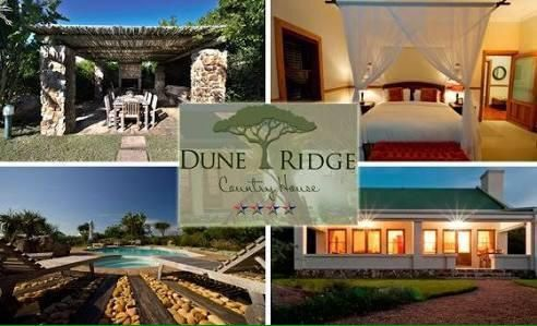 Dune Ridge Country House #StFrancisBay #EasternCape