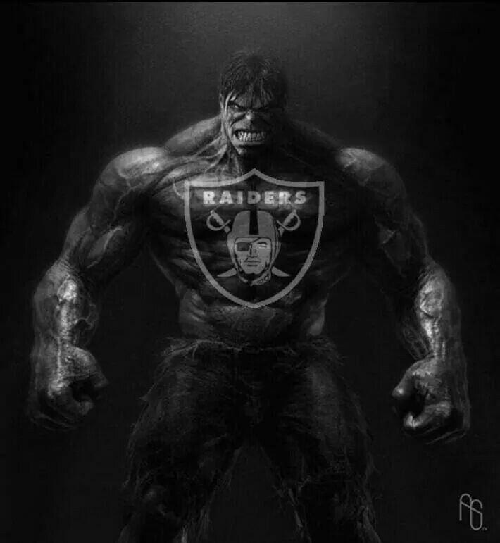Raider Hulk!!