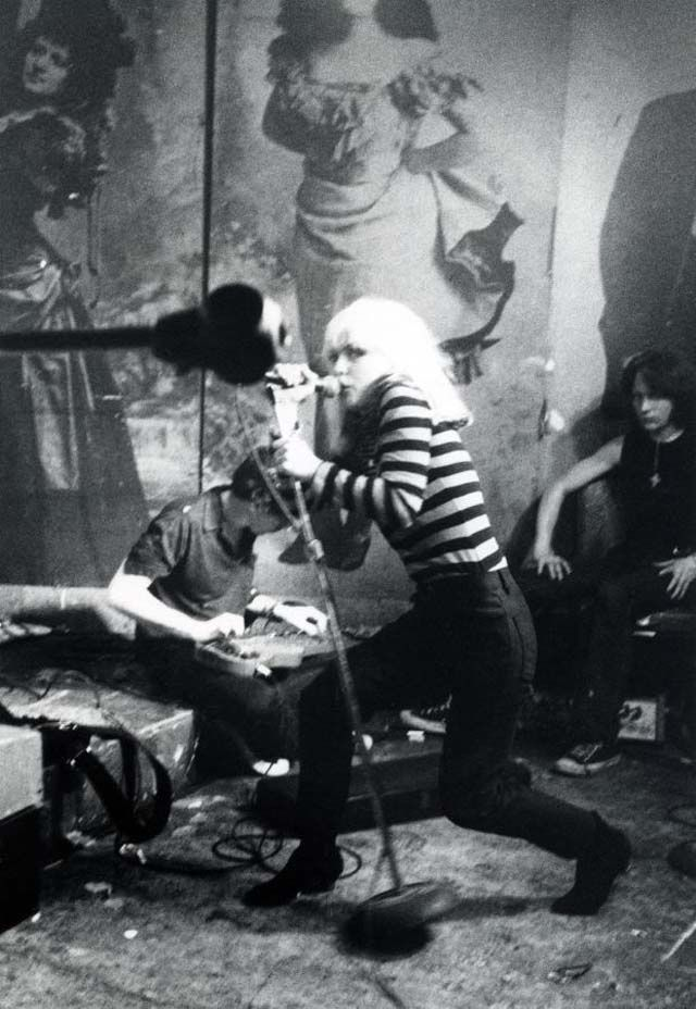 Blondie: It's a Godlis World: Early Photos of Punk Rock After Dark   VICE United States