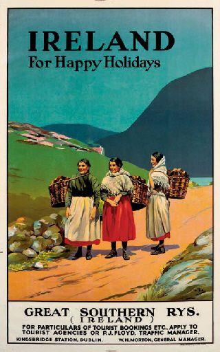 17 Best images about Vintage Ireland on Pinterest ...