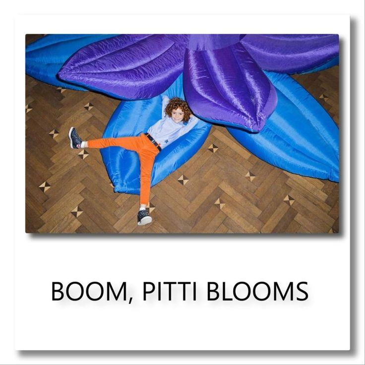 BOOM, PITTI BLOOMS. Il più importante salone internazionale per la moda e il lifestyle del bambino, tra novità e nuovi brand.