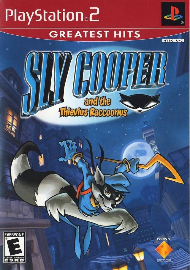 Title: Sly Cooper and the Thievius Raccoonus (Sony PlayStation 2, 2003) Complete UPC: 711719719823 Condition: Good - Pre-owned. Item tested. Complete - Included: Video Game Disc, Original Case, Origin