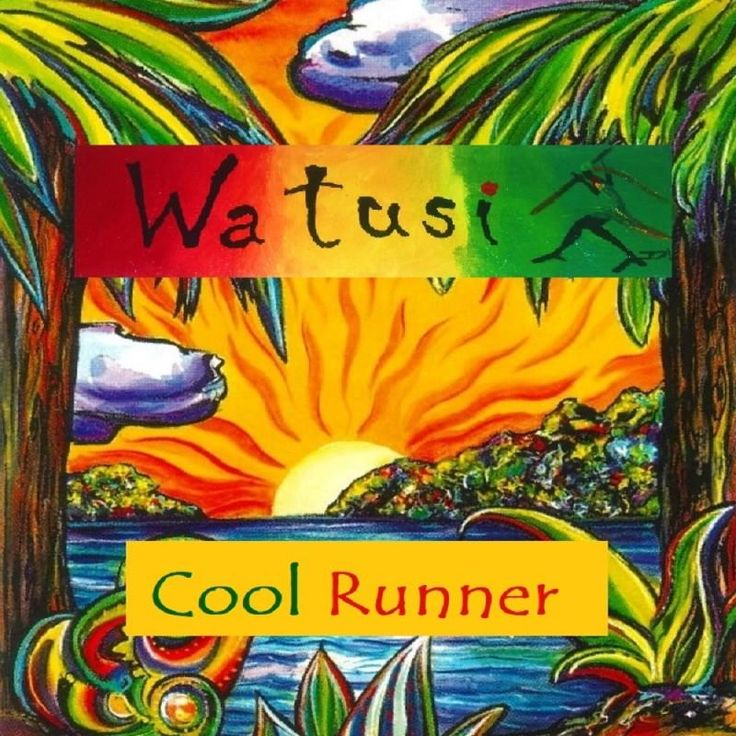"""Check out my new album """"Cool Runner"""" distributed by"""