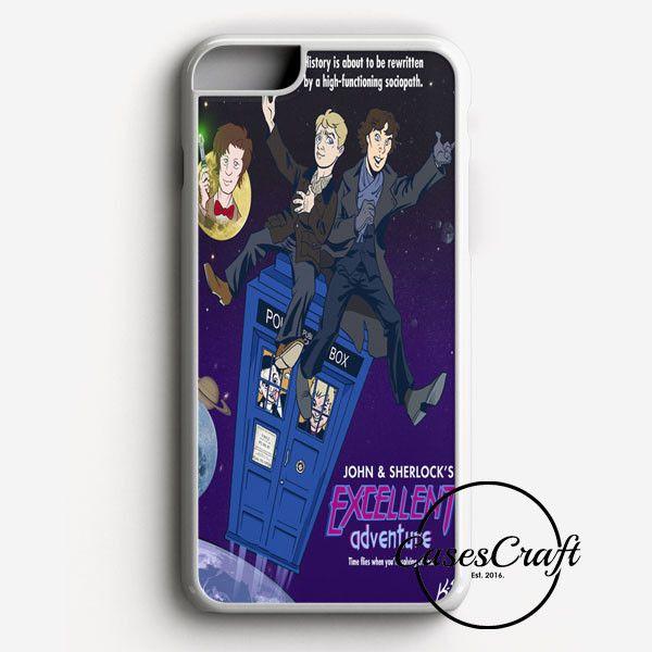 Tardis Sherlock John iPhone 7 Case | casescraft