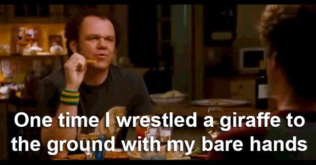 "And hyperbole. | 19 Reasons ""Step Brothers"" Is The Most Underrated Will Ferrell Movie"