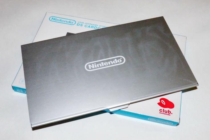 Original DS card case N2