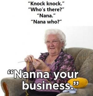 Another great knock knock joke!