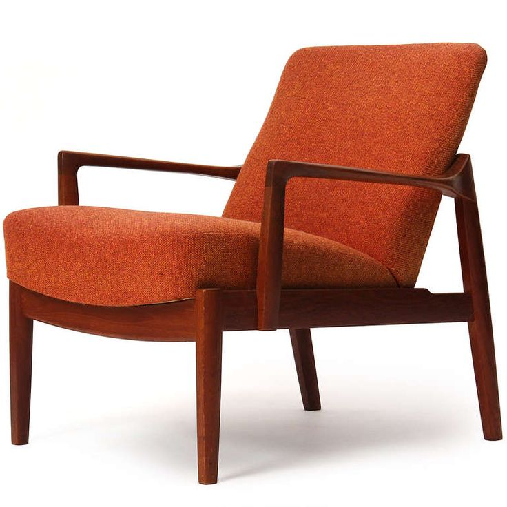 Armchair By Edward And Tove Kindt-Larsen