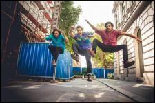 A The Immigrants visszatért Kínából - Világjárás után újra itthon a space indie-rock zenekar!