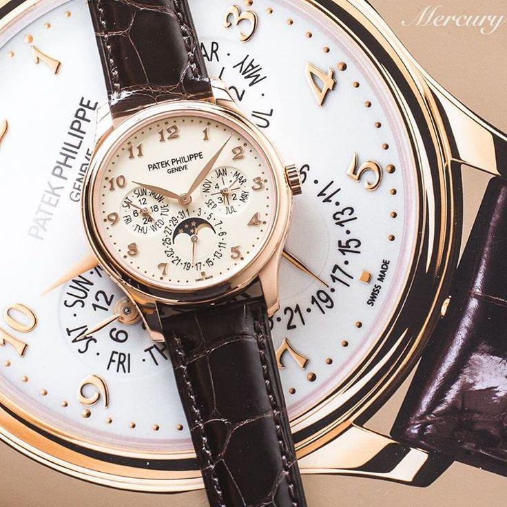 #BASELWORLD2016 Новые часы #PatekPhilippe Grande Complication ref. 5327 в корпусе из розового золота.@mercury_watches #Baselworld2016