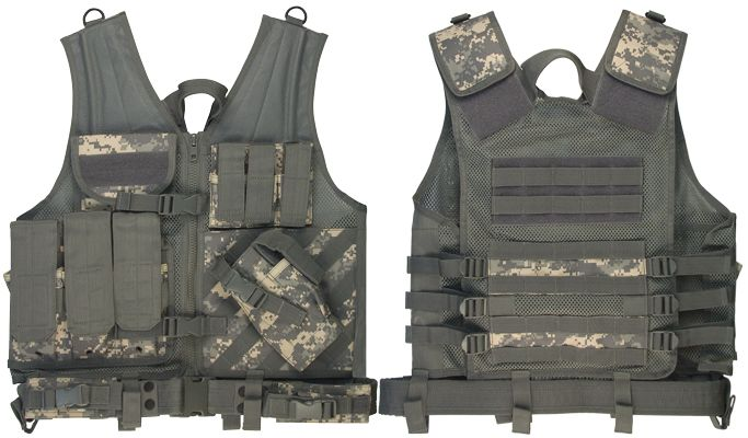 Tactical Vests for the military professional. up to 50% OFF all products that supports Operation Gear Out.