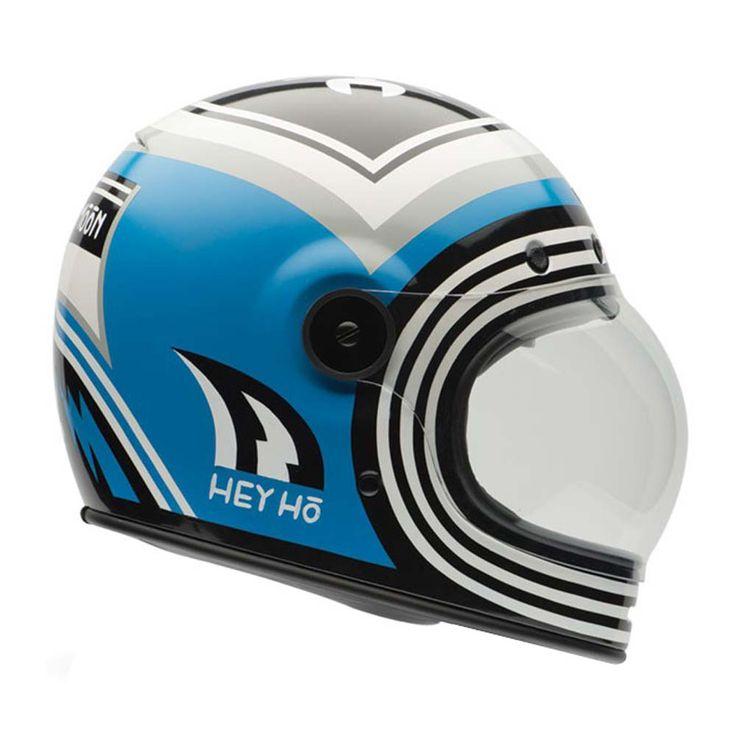 Bell Bullitt Helmet SE - Barn Fresh Hey Ho | Full Face Motorcycle Helmets | FREE UK delivery - The Cafe Racer