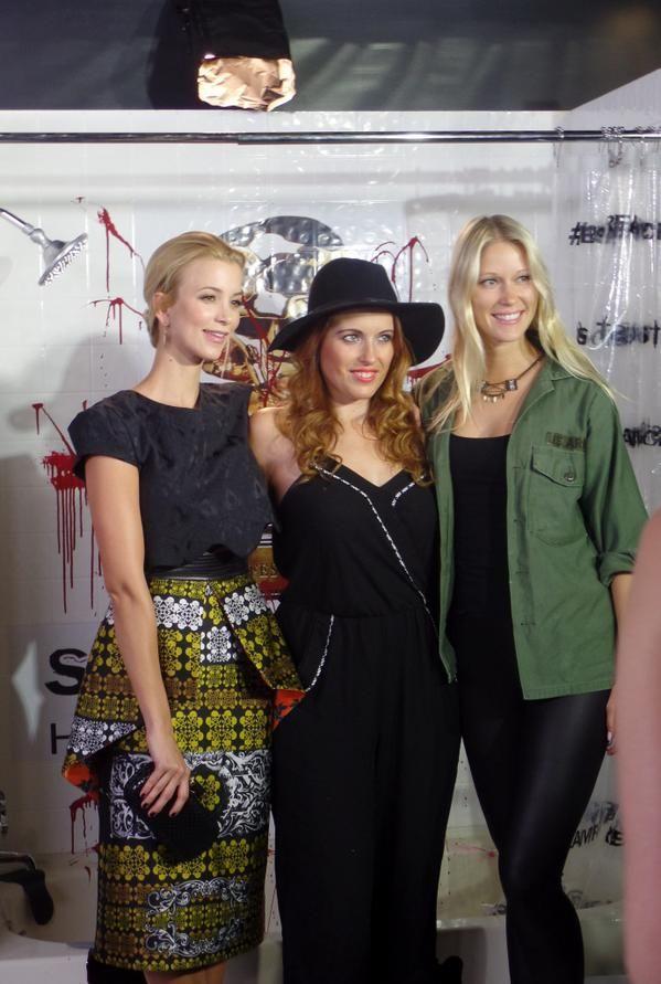 Sabina Gadecki Screamfest 2014