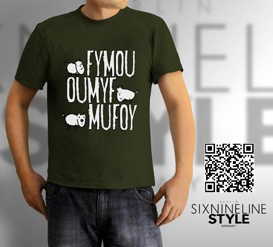 Fymou, Oumyf und Mufoy T-Shirt http://www.spreadshirt.de/drei-freunde-fymou-oumyf-und-mufoy-C4408A18466548