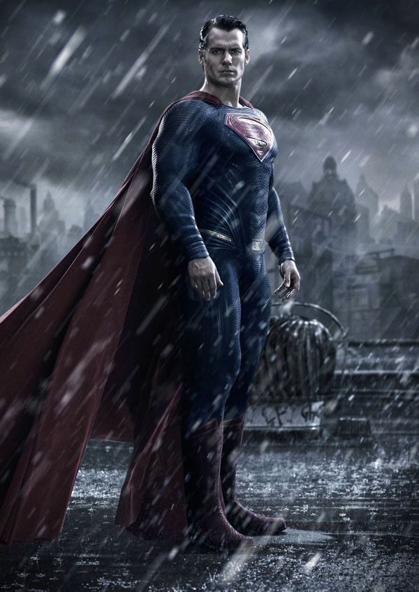 Superman Dawn Of Justice Gallery Print
