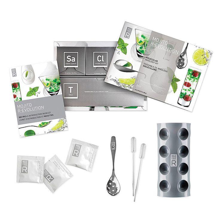 Pinterestu0027te 25u0027den fazla en iyi Kit Mojito fikri Kit cocktail - molekulare küche set