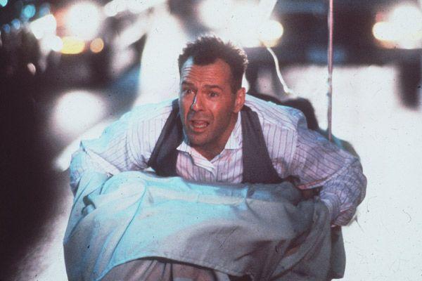 Hudson Hawk (1991)  dir.  Michael Lehmann