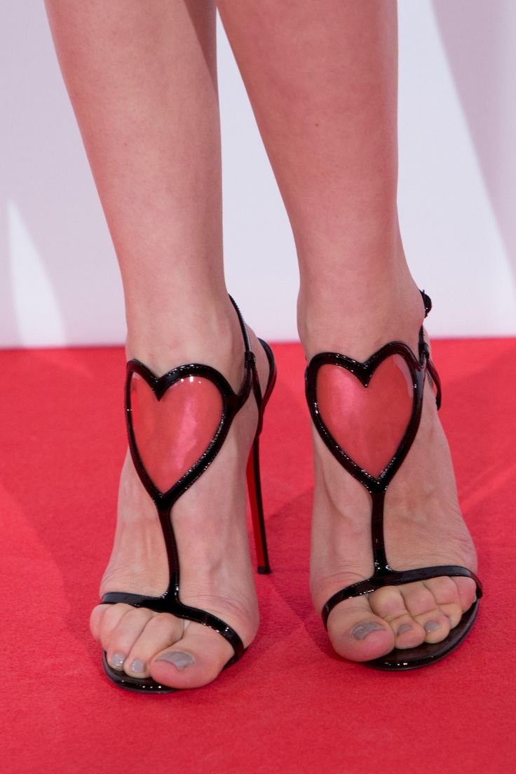 Sexy high heel sandals. Worn by Olga Kurylenko.