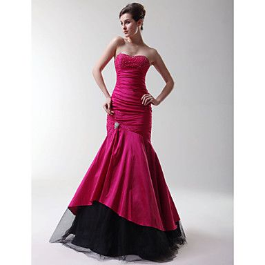 PARIS - kjole til kveld eller skoleball i Taffeta – NOK kr. 1.306