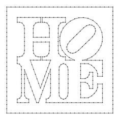 Free String Art Patterns To Print Diy <b>string art</b>, birthdays and google on pinterest