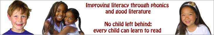 NRRF - The National Right to Read Foundation - Phonics Products, Phonics Research, Phonics Advocacy