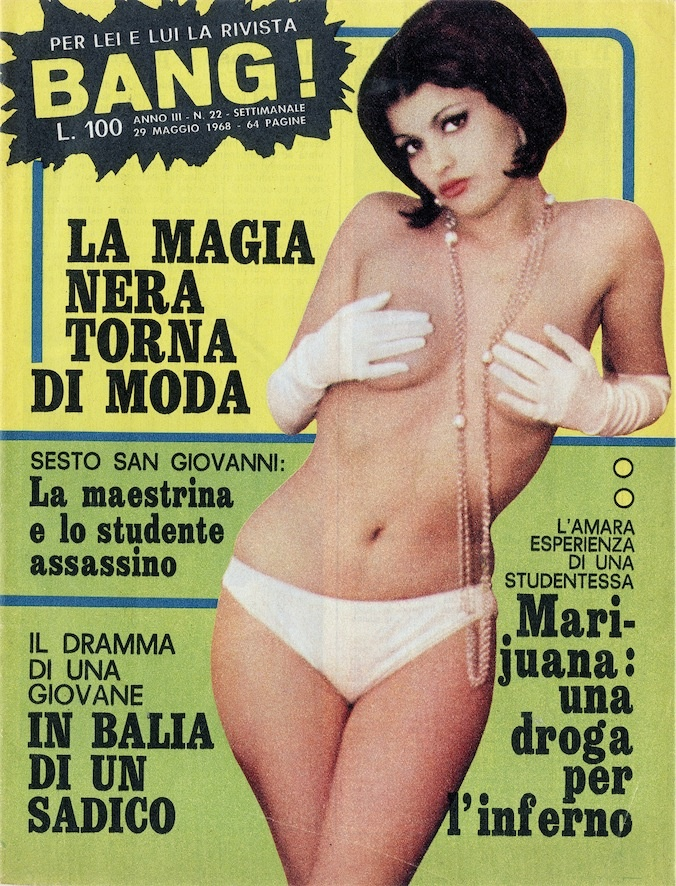 Avventure noir, il sexy thriller a fumetti anni '60 - Culture - l'Unità - notizie online lavoro, recensioni, cinema, musica