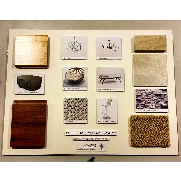Sample Board #interiordesign