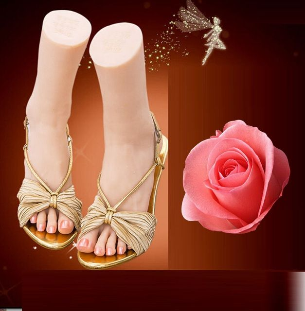 227.80$  Buy now - http://aliwqp.worldwells.pw/go.php?t=32678358986 - SIZE40 Real Feel Artificial Skin feet model , Real Pocket Pussy, Male Masturbation toys, Sex Products, Adult Sex Dolls for Men 227.80$