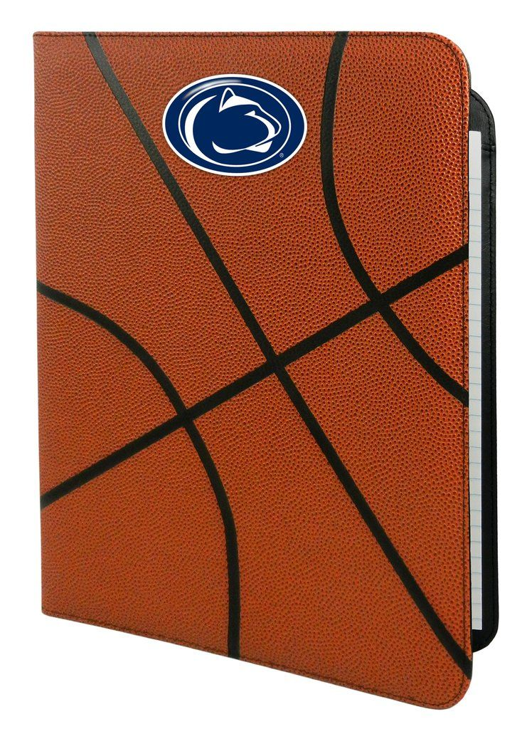 Penn State Nittany Lions Classic Basketball Portfolio - 8.5 in x 11 in
