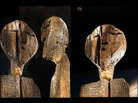 Mysterious Wooden Statue Predates Stonehenge, the Pyramids! The Big Shigir Idol, a 17-foot wooden statue found in western Siberia in 1890, has puzzled researchers for decades with its unreadable hieroglyphics. A new analysis reveals that the statue is 11,000 years old, more than a millennium older than was originally thought. That makes Big Shigir the oldest wooden sculpture in the world, and more than double the age of the pyramids in Egypt or the structures of Stonehenge.