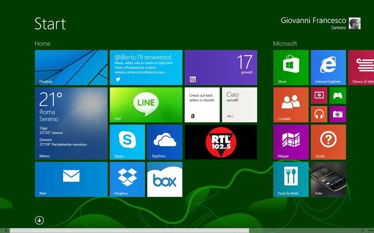 Windows 8.1 è disponibile su Windows Store