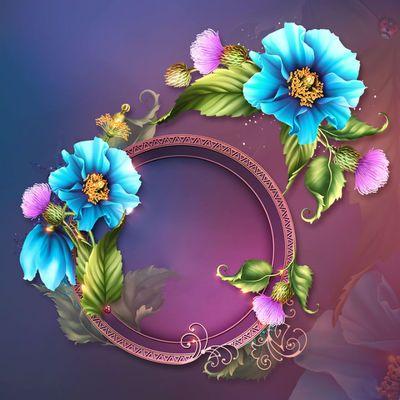 «Летние цветы» — собрать пазл онлайн