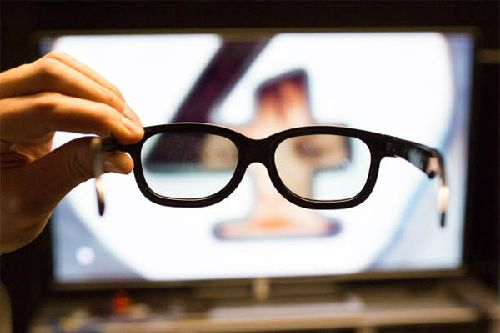 UHD TV - solution for 3D movie