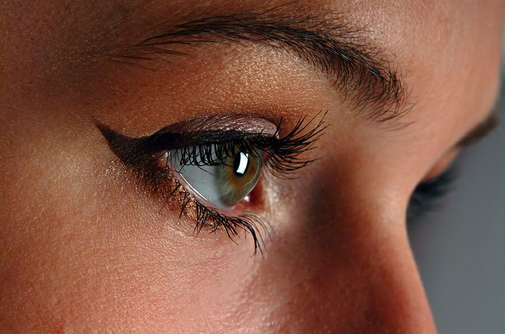 How to Apply Eyeliner on the Bottom | Sophisticated Edge