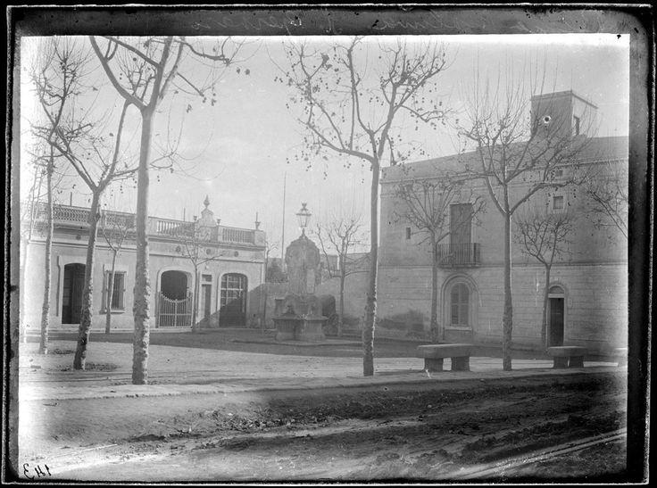 Plaça Molina1890-99