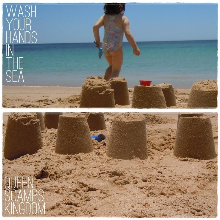 Building Sandcastles - part 2!