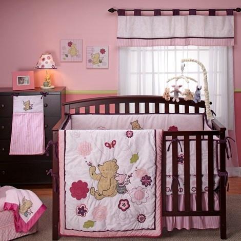 Dandelion Baby Bedding