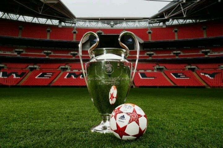 New wembley stadium host champions league