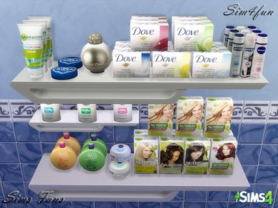 My Sims 4 Blog: Objects - Clutter - Bathroom