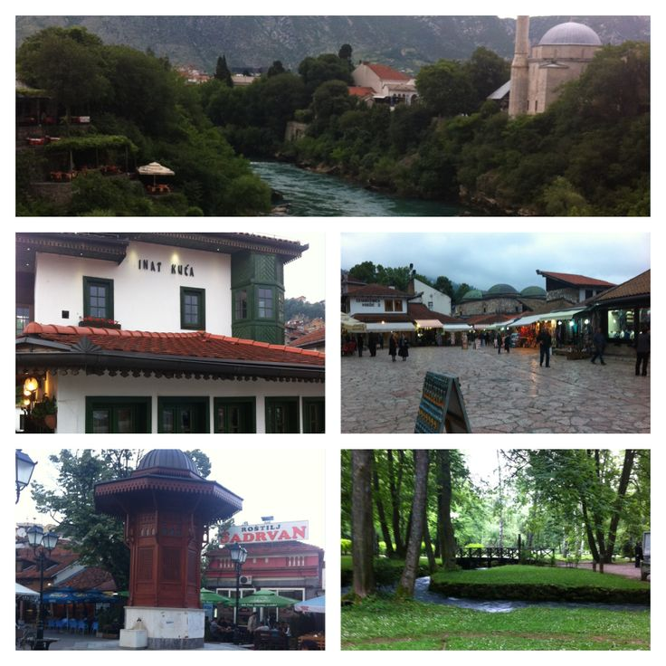 Bosna & Mostar
