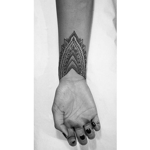 sacred geometry tattoo By Oliver kenton  San francisco...