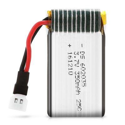 Original i Drone i3 - 06 <b>3.7V</b> 350mAh <b>25C</b> Lithium-ion Battery | RC ...