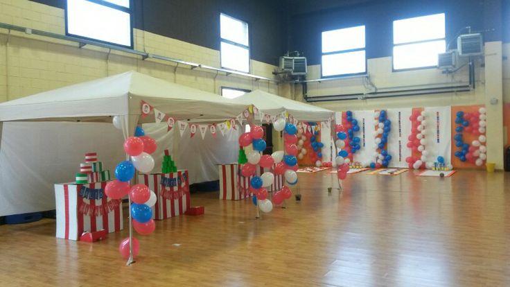 #festa #allestimenti #giochi #bimbi #carnivalparty #circusparty #carnevale #eventipertre